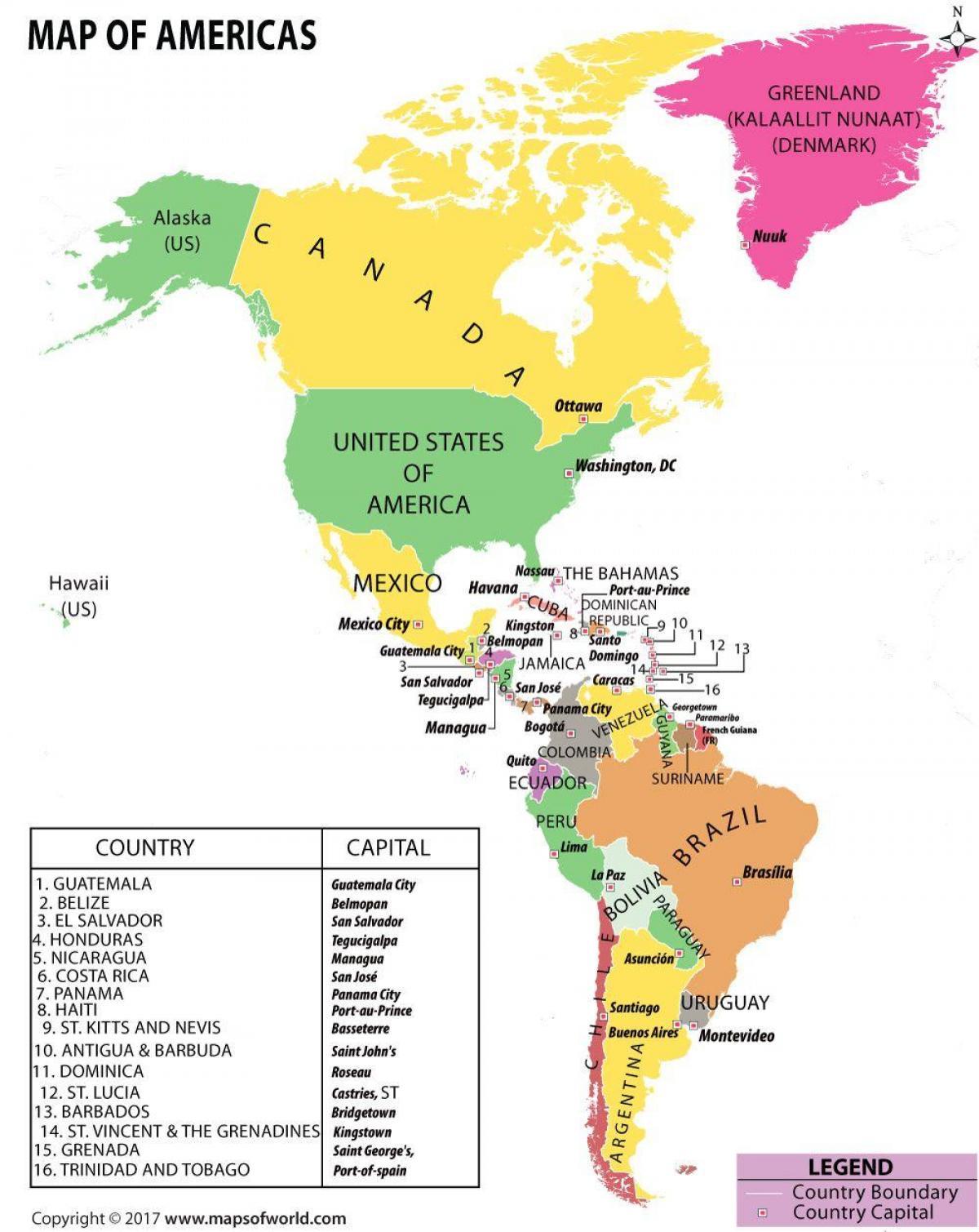 Honduras America De Sud Harta Hartă De Honduras America De Sud